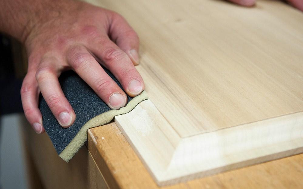 cara mengecat kayu agar mengkilap