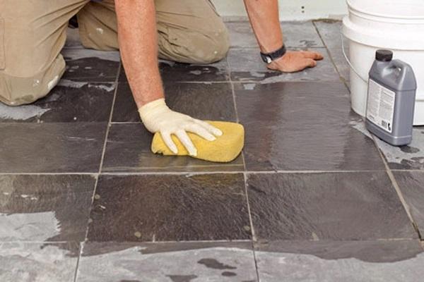 Cara Membersihkan Lantai Keramik Dengan Mudah