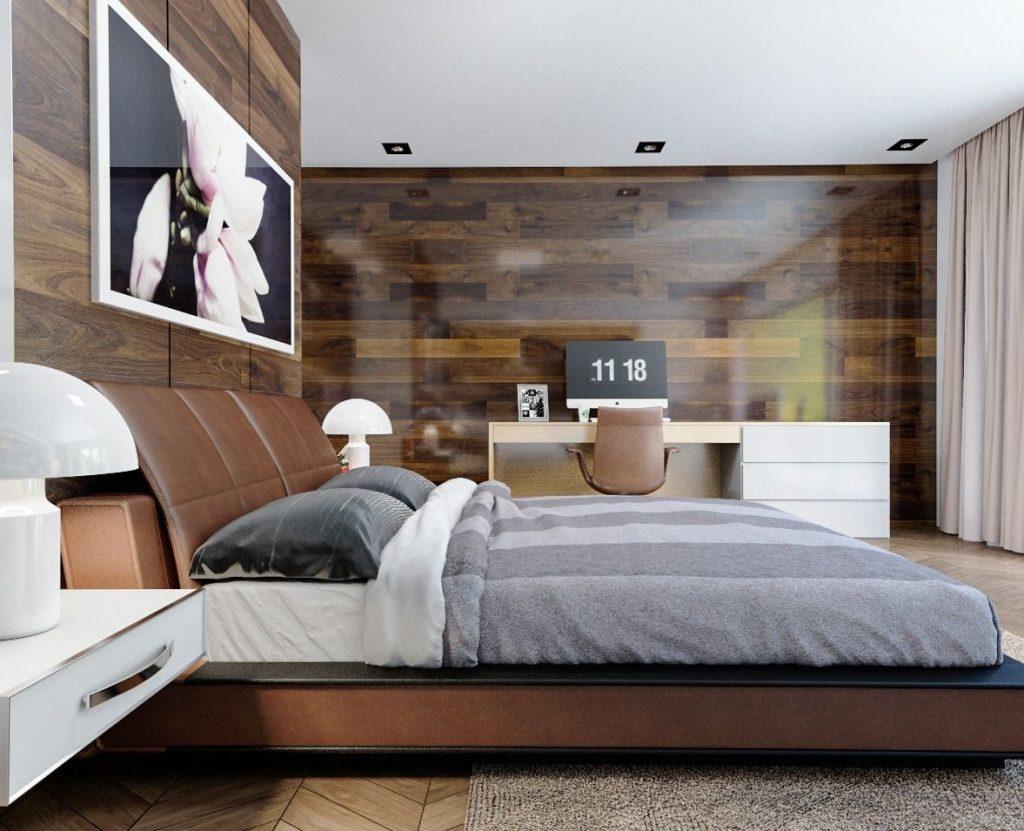 dinding kayu cantik