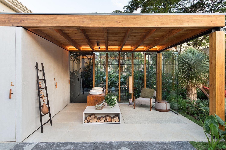 5 Inspirasi Atap Kayu yang Bikin Rumah Makin Indah — Courtina   Courtina